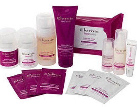 Skincare begins with Elemis
