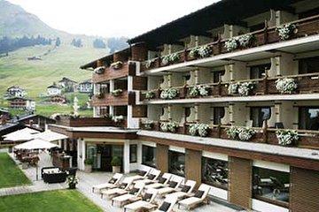 Hotel der Berghof, Lech, Vorarlberg