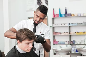 Rotterdam Icon Barbershop