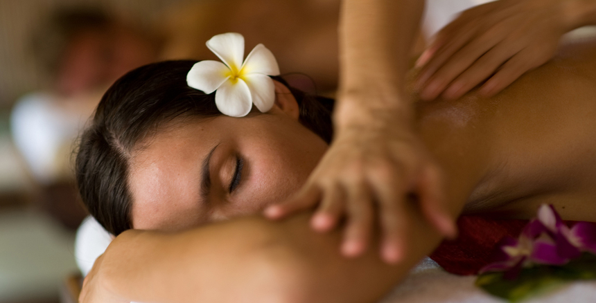 Thai Aroma Oil Body Massage