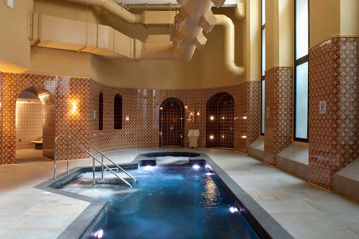 St Pancras Spa At Renaissance London Hotel Hotel Spa In