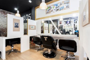 105 - Barber and Beauty, Cureghem, Bruxelles