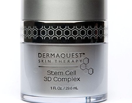 New Stem Cell 3D Complex from DermaQuest at DestinationSkin