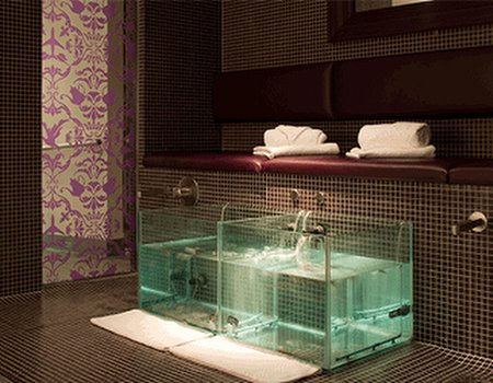 New travel spa at Gatwick Airport