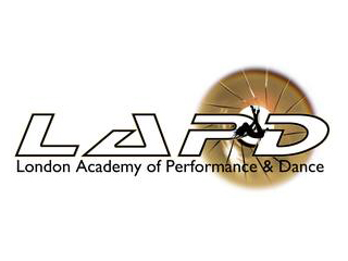 LAPD - London Academy of Performance & Dance - Company Logo