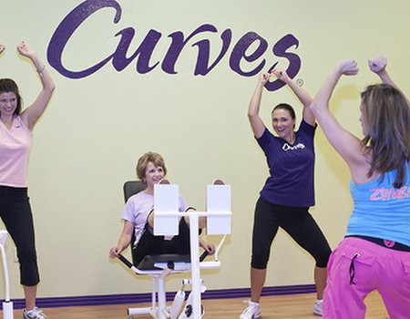 Zumba your way fit with the new Curves Circuit