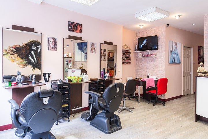 Laleh hair beauty salon beauty salon in pollokshields for Aaina beauty salon glasgow