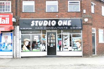 Studio One Hairdressers