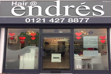 Hair & Nails - Bartley Green