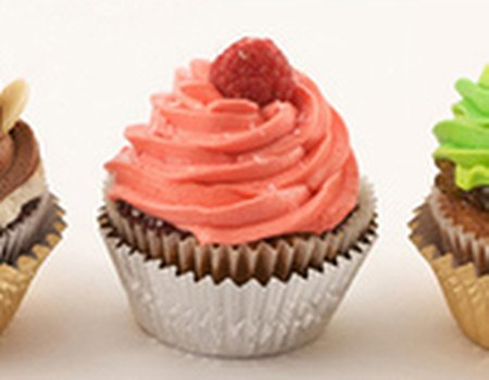 Naughty but nice - vegan treats from Ms Cupcake