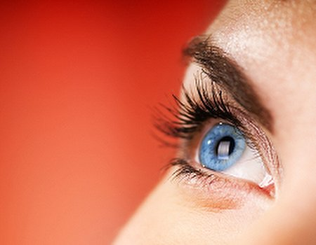 Eat your way to healthy eyes