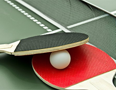 Play like a pro: pain-free ping pong
