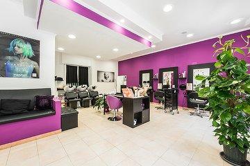 Purple Hair, Nuovo Salario, Roma