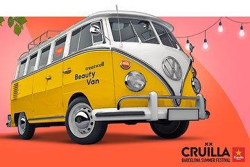 Treatwell Beauty Van - Cruïlla Summer Festival, El Besòs i el Maresme, Barcelona