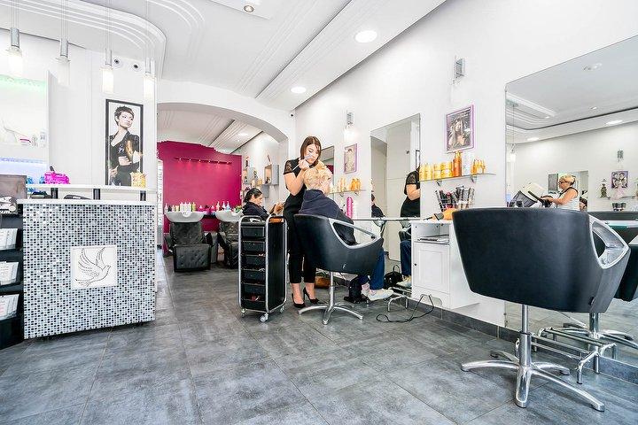 L 39 de la colombe coiffure porte de bagnolet paris for Porte revue salon de coiffure