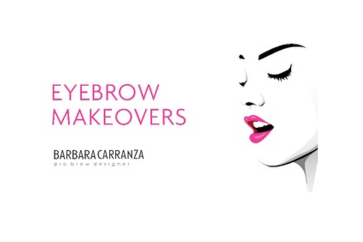 Barbara Carranza Pro Brow Designer Mobile Beauty In Central London