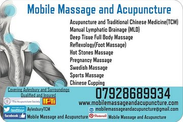 Mobile Massage and Acupuncture