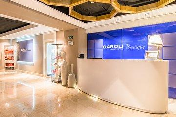 Caroli Health Club en el Hotel Meliá Castilla