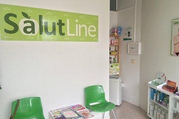 Centro SalutLine, Sector Sant Oleguer, Provincia de Barcelona