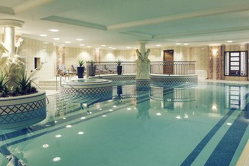 Leisure Club at Mercure Dartford Brands Hatch Hotel & Spa