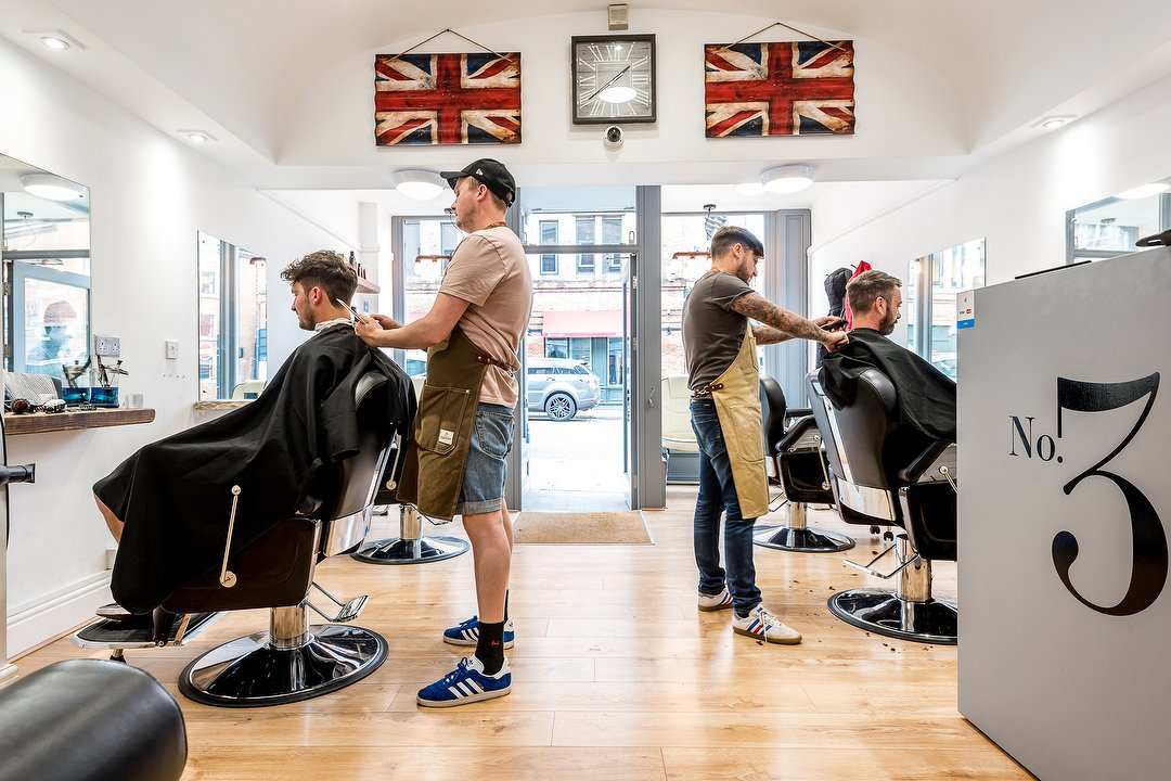 No 3 Gentleman S Hairdressing Is A Barber Situated In Briggate Leeds City Centre Ready To See All Of Your Male Grooming Needs From Fresh Cuts And