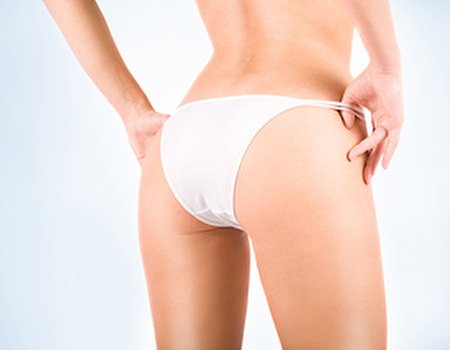 Get the perfect bum - with the help of your phone