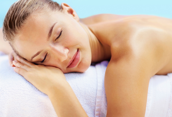 Fire Spa Day including four treatments lunch use of spa facilities and spa gift to take home
