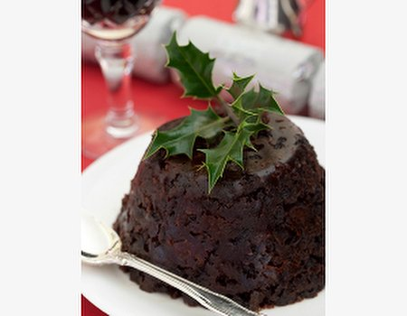 Your 'free from' Christmas dinner - Christmas pudding