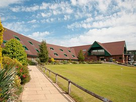 Health & Spa at Ufford Park Hotel, Golf and Spa