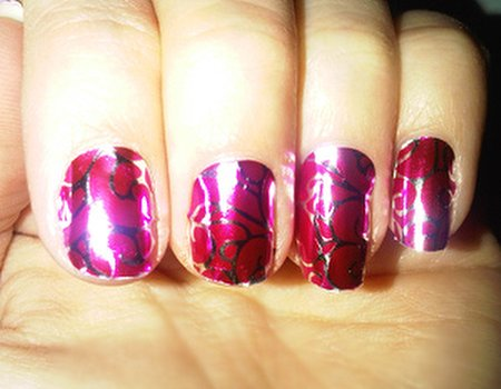Tried and Tested: GetGorgeous! Foil Nail Wraps