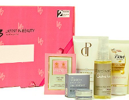 Latest in Beauty - stuff that stocking with super samples