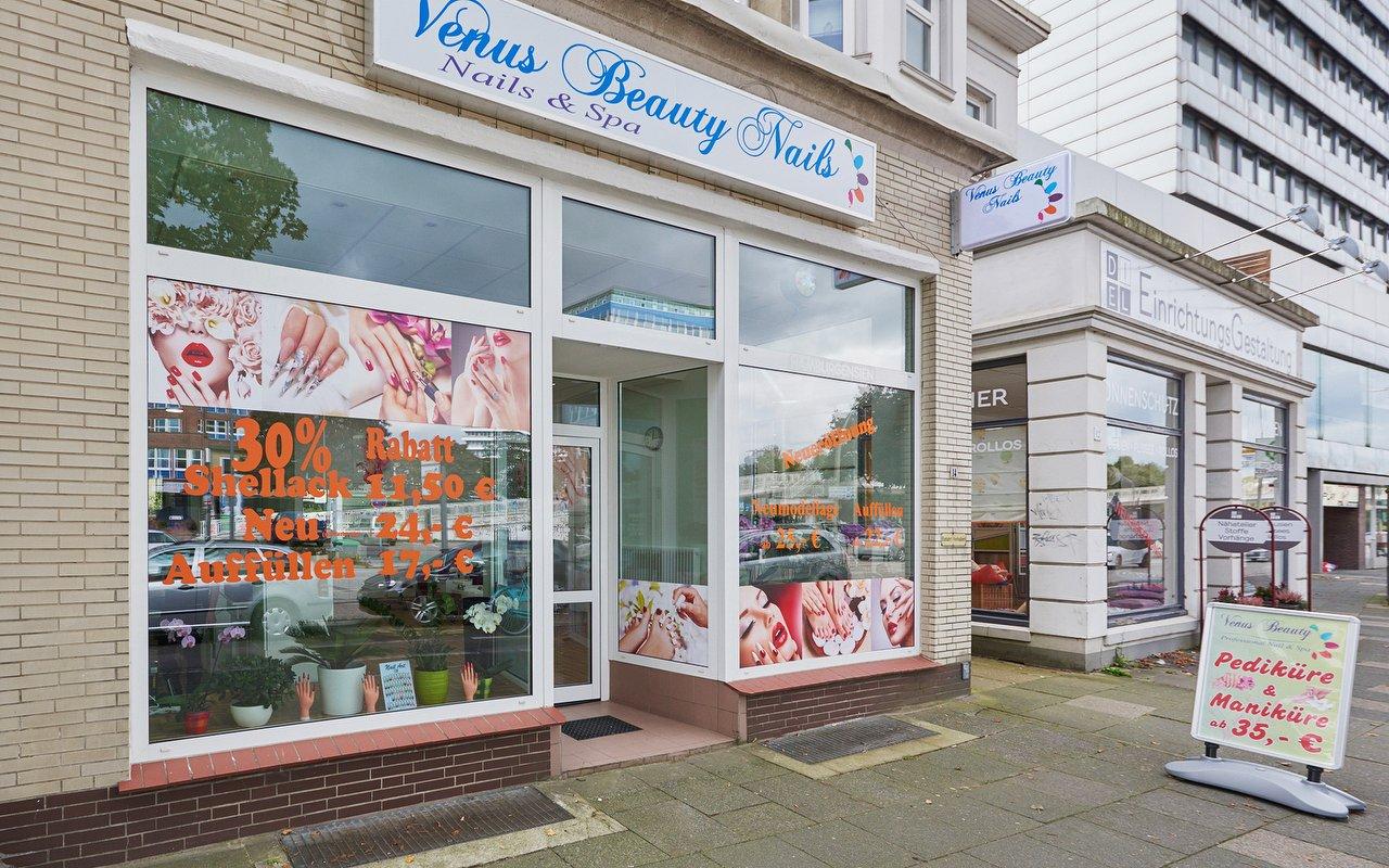 Berühmt Venus Nägel Bilder - Nagellack-Design-Ideen - glennbasso.com