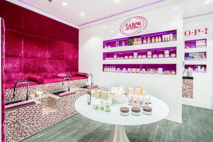 Paris nails bar paris 13 nail bar place d 39 italie paris treatwell - Salon massage chinois paris 13 ...