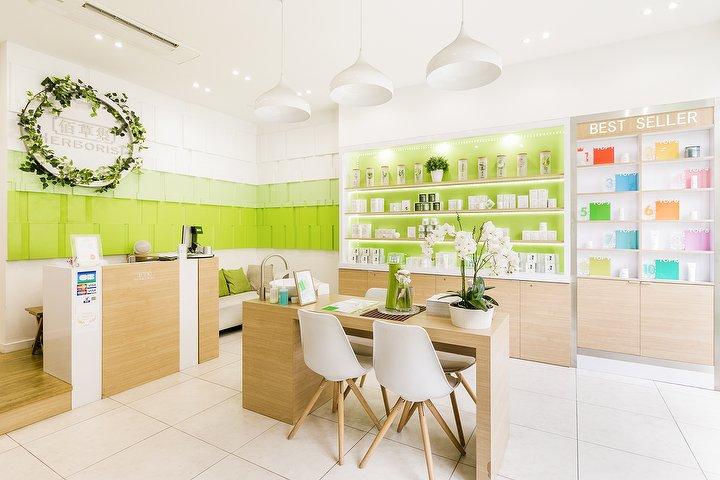Herborist salon de massage quatre septembre paris - Salon de massage paris finition ...
