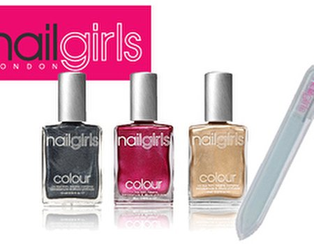 Look your best this party season with nailgirls