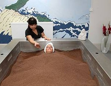 Taizen Japanese treatment gives bath time a hot new twist