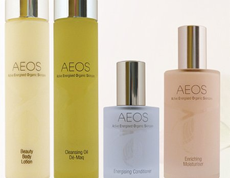 Indulge in some beauty alchemy with AEOS