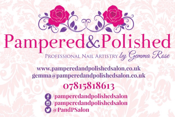 Pampered & Polished Nails Birmingham | Nail Salon in Castle Bromwich ...