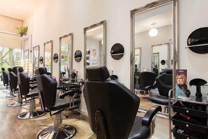 K hair co hair salon in shawlands glasgow treatwell for Aaina beauty salon glasgow