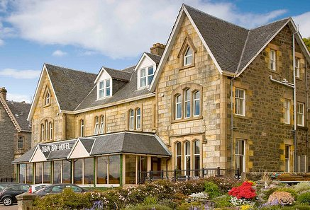 Elemis Treatments for Men at Sonas Spa at Oban Bay Hotel & Spa