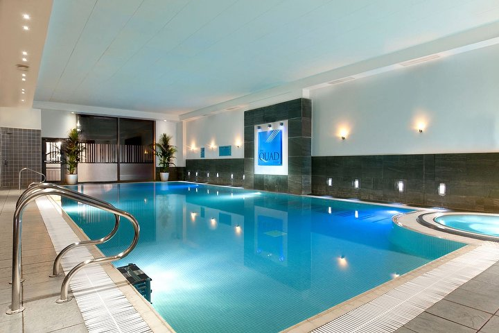 Quad Health Club Amp Spa At Crowne Plaza Hotel Spa In