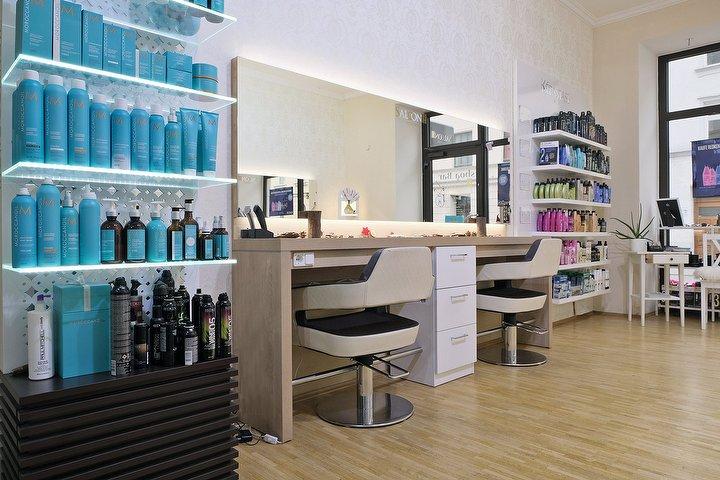 Saloons Luxury Breisacherstraße Friseur In Haidhausen