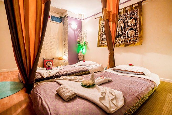 Netnapha tha saba salon de massage dupleix paris - Salon de massage avec finition a paris ...