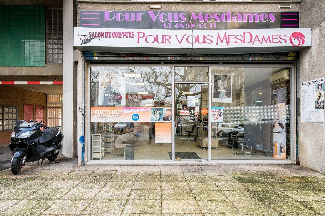 Pour Vous Mesdames Coiffure A Montreuil Seine Saint Denis Treatwell