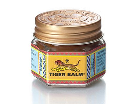Post-workout pains? Soothe your muscles with Tiger Balm Red