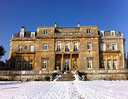 I've been pampered! - a visit to Luton Hoo
