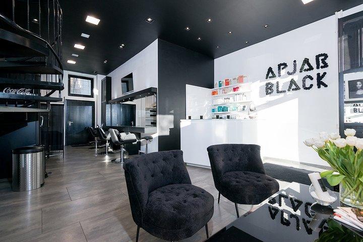 Studio Apjar Black Friseur In