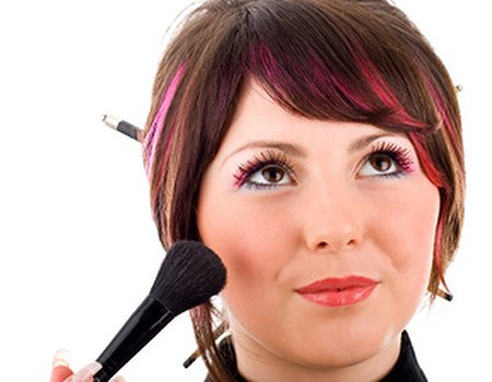The red carpet look - apply your makeup like a pro