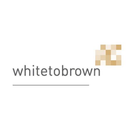 White to Brown Tan