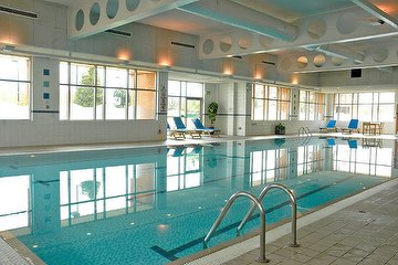 Health Club & Spa at DoubleTree by Hilton Strathclyde
